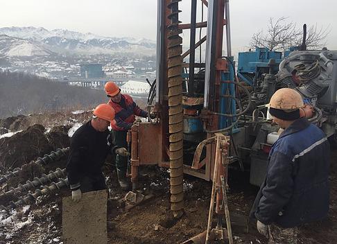 Инженерно-геологические изыскания для строительства в Туле